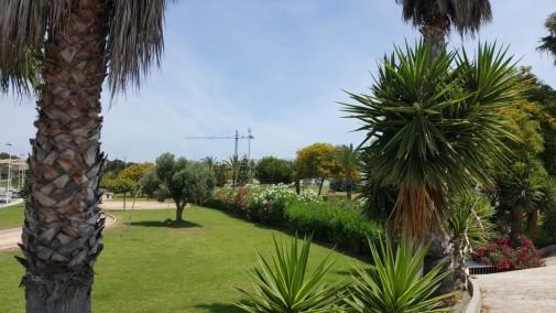 Park i närheten.