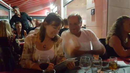 Mona och Göran.